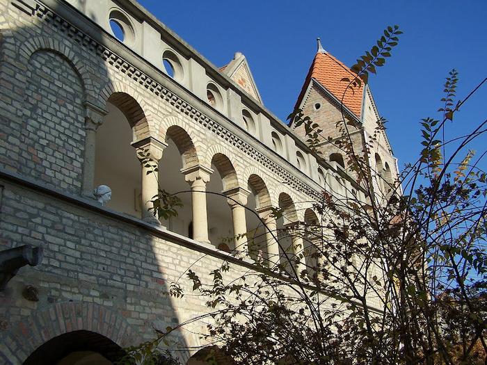 Замок Бори- Замок вечной любви (Bory var, Szekesfehervar) 41696