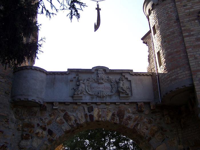 Замок Бори- Замок вечной любви (Bory var, Szekesfehervar) 26634