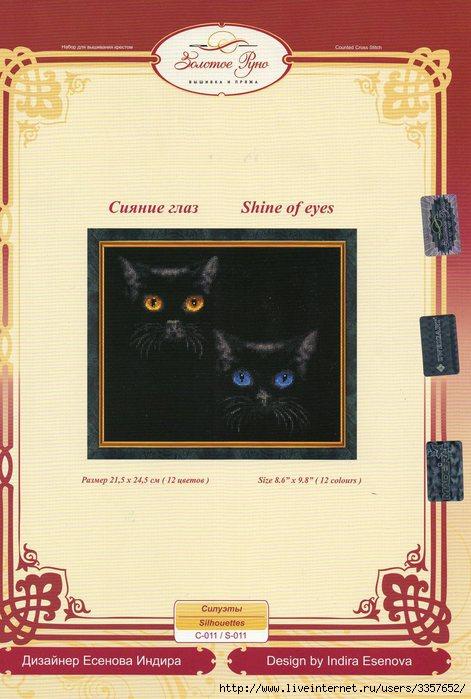 ЗР_С-011 Сияние глаз (471x700, 179Kb)