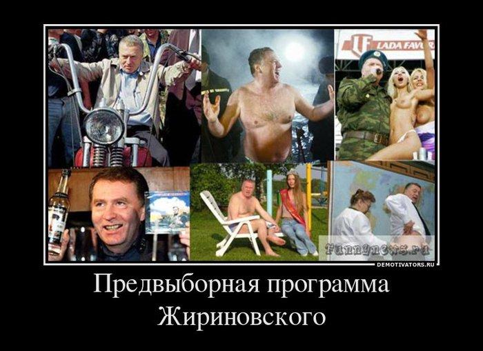 Предвыборная программа Жириновского (700x509, 71Kb)