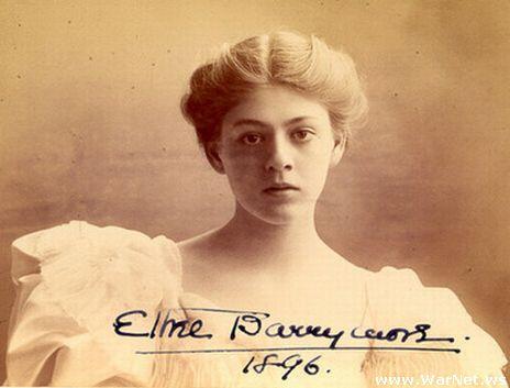 Этель Берримор, известнейшая актриса своего времени. прапрабабка Дрю Берримор (464x353, 23Kb)