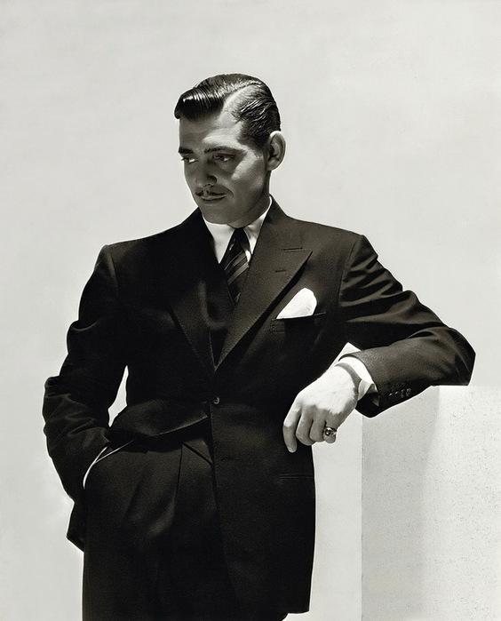 Clark Gable (564x700, 84Kb)