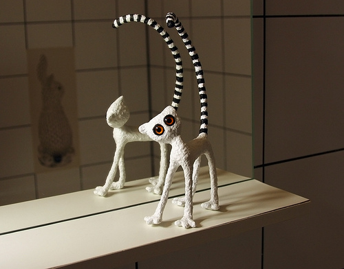 Мастер-класс по интерьерной игрушке из папье-маше. 81791
