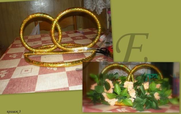 Изготовление свадебных колец на машину своими руками 5
