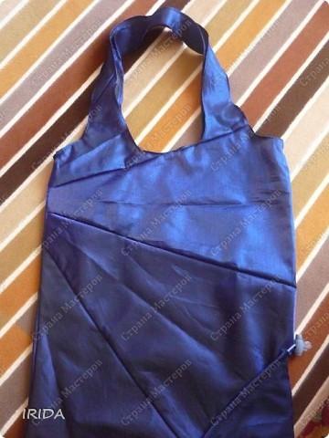 Гардероб, Поделка, изделие Шитьё: сумка из старого зонтика Ткань.