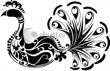 stock-vector-ornamental-bird-vector-peacock-background-69307171 (450x291, 92Kb)