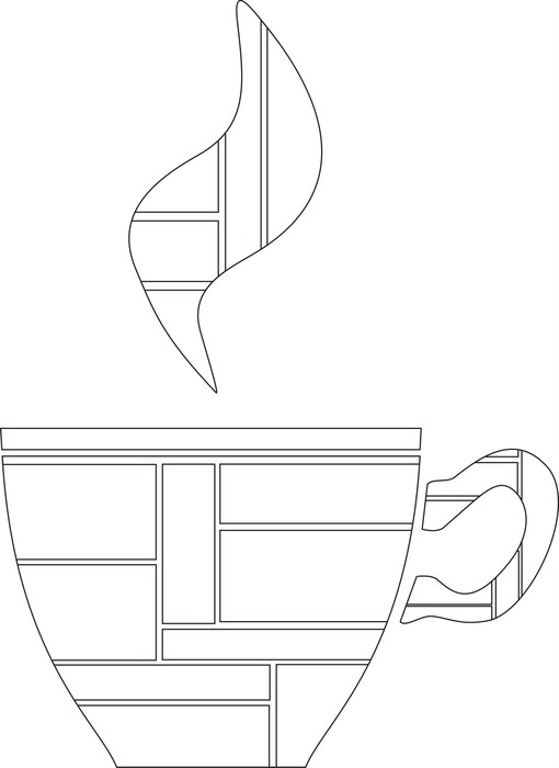 чашка кофе (510x700, 24Kb)
