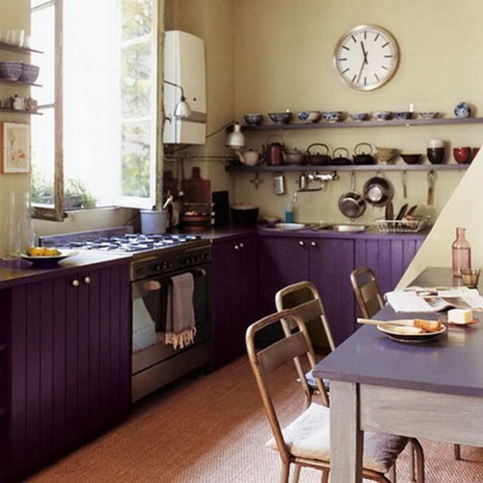 Французский стиль в интерьере кухни 2 (700x700, 95Kb)