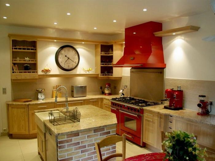 Французский стиль в интерьере кухни 12 (700x525, 78Kb)