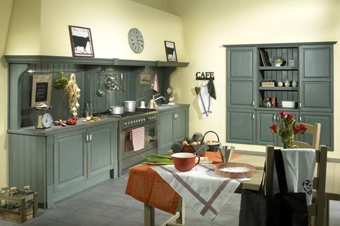 Французский стиль в интерьере кухни 16 (700x467, 74Kb)