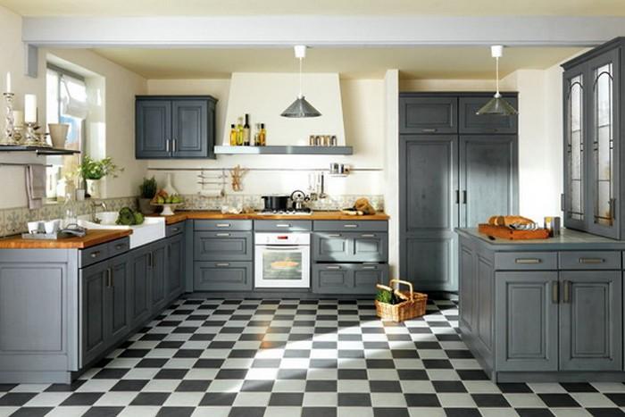 Французский стиль в интерьере кухни 18 (700x467, 77Kb)