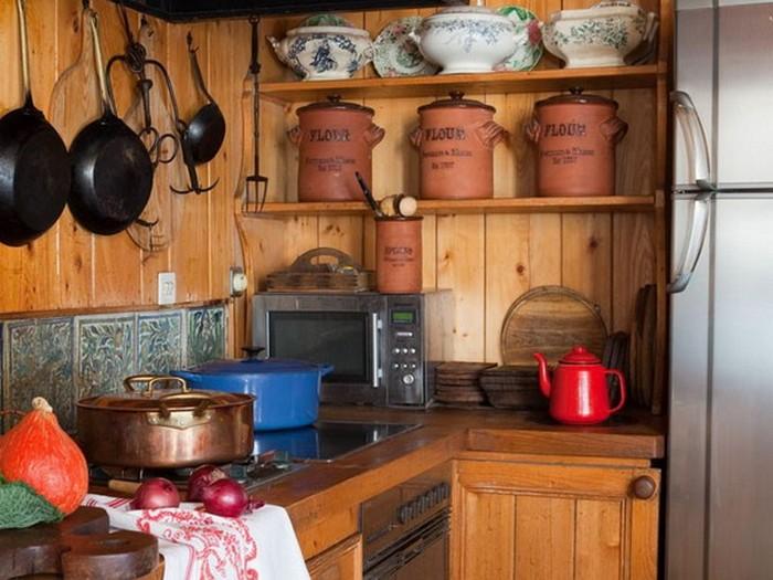 Французский стиль в интерьере кухни 20 (700x525, 97Kb)