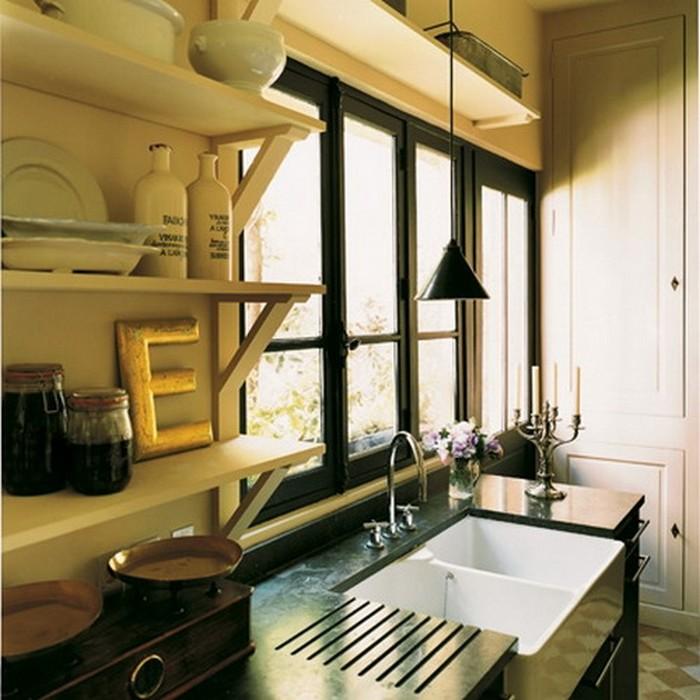 Французский стиль в интерьере кухни 23 (700x700, 102Kb)