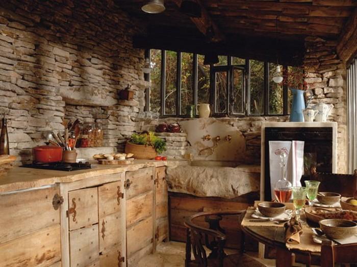 Французский стиль в интерьере кухни 27 (700x525, 107Kb)