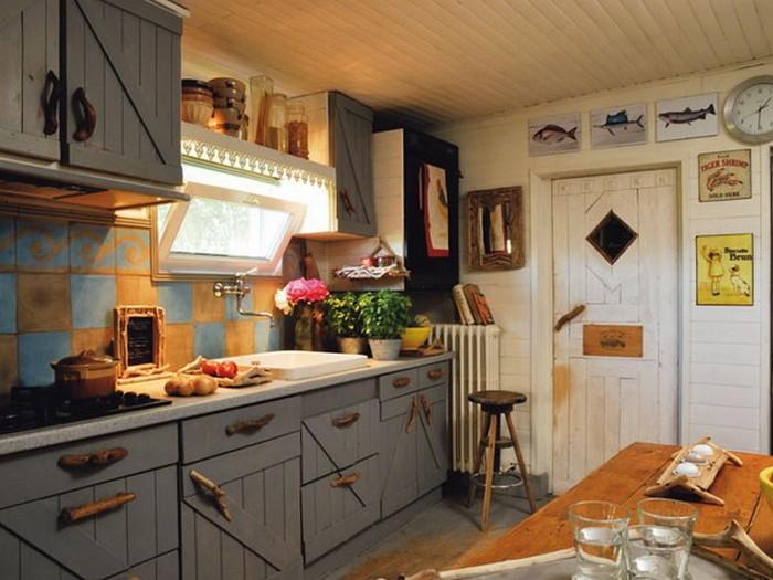 Французский стиль в интерьере кухни 29 (700x525, 91Kb)