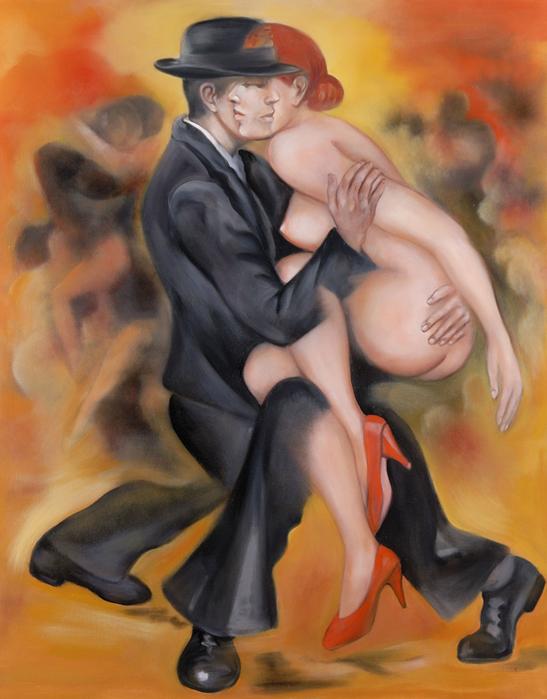 Эротическое танго онлайн 23 фотография