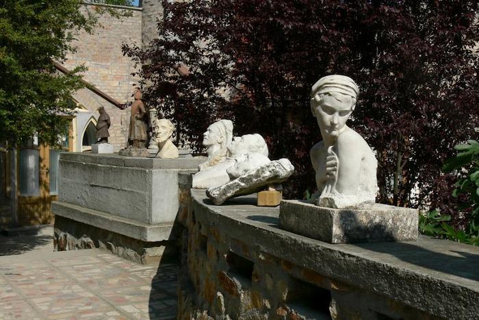 Замок Бори- Замок вечной любви (Bory var, Szekesfehervar) 42099