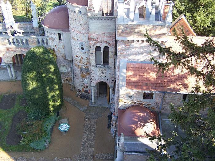 Замок Бори- Замок вечной любви (Bory var, Szekesfehervar) 78727