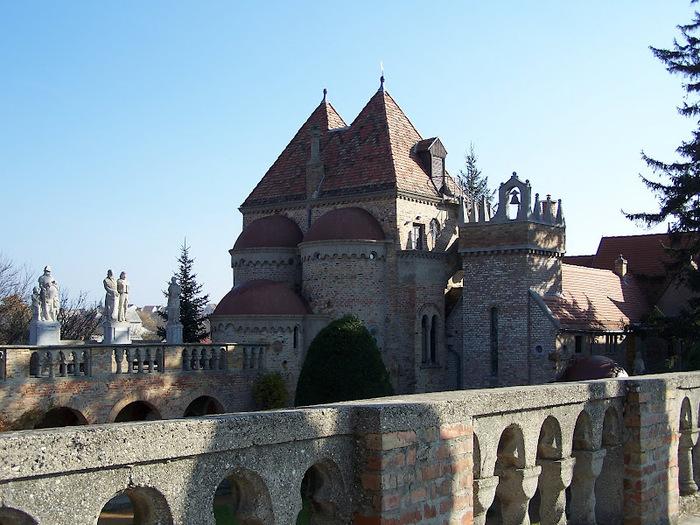 Замок Бори- Замок вечной любви (Bory var, Szekesfehervar) 10816