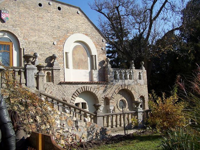 Замок Бори- Замок вечной любви (Bory var, Szekesfehervar) 60864