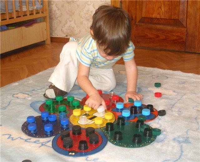 Развивающие игрушки от 2 до 3 лет