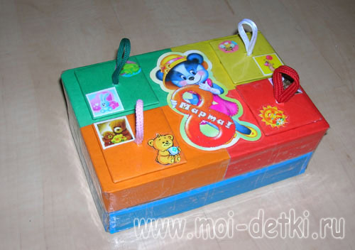 Игрушки для детей до года сделанные своими руками