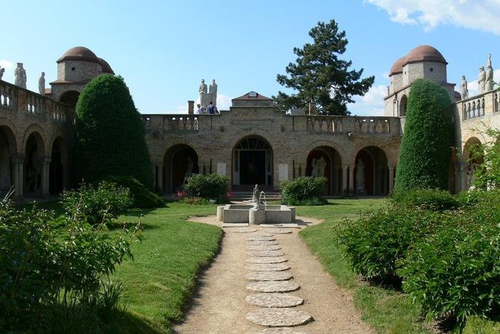 Замок Бори- Замок вечной любви (Bory var, Szekesfehervar) 39641