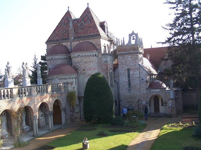 Замок Бори- Замок вечной любви (Bory var, Szekesfehervar) 55440
