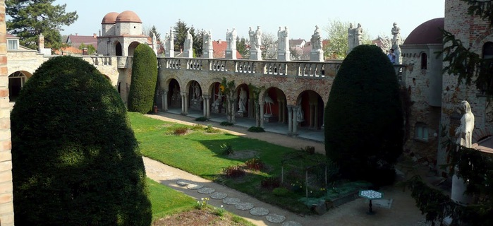 Замок Бори- Замок вечной любви (Bory var, Szekesfehervar) 67718