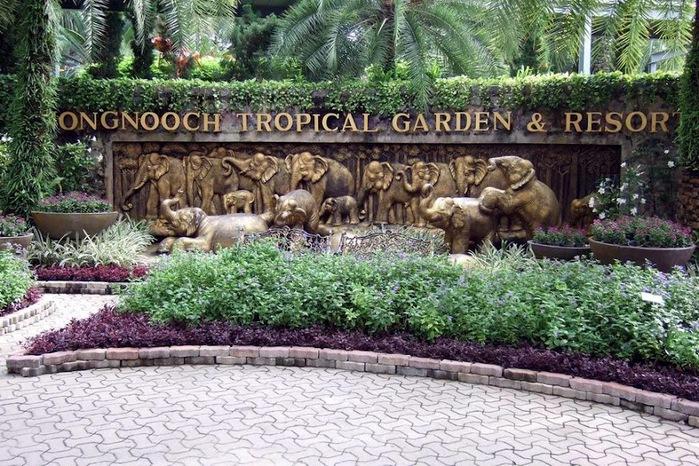 Парк Нонг Нуч (Nong Nooch Tropical Garden) 45846