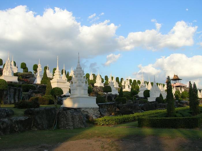Парк Нонг Нуч (Nong Nooch Tropical Garden) 17524