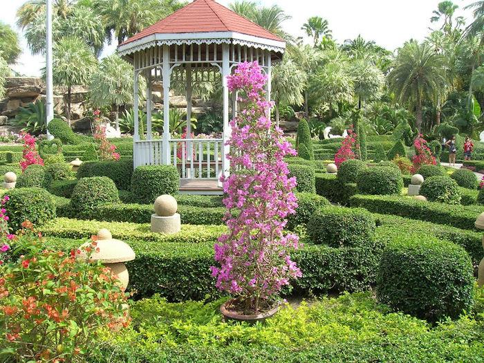 Парк Нонг Нуч (Nong Nooch Tropical Garden) 16509