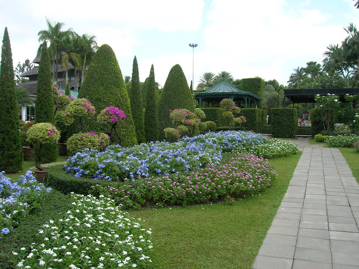Парк Нонг Нуч (Nong Nooch Tropical Garden) 99013