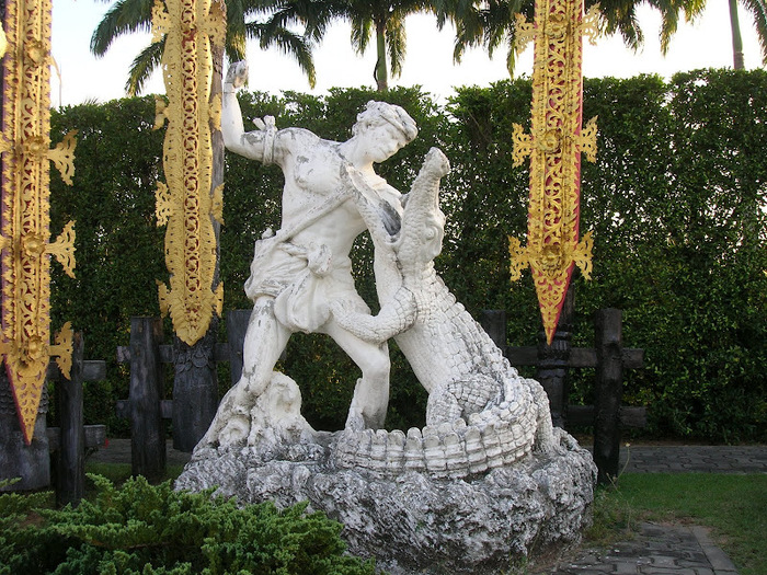 Парк Нонг Нуч (Nong Nooch Tropical Garden) 85524