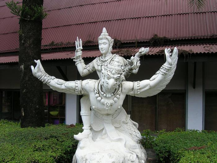 Парк Нонг Нуч (Nong Nooch Tropical Garden) 46100