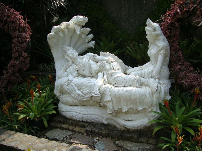 Парк Нонг Нуч (Nong Nooch Tropical Garden) 55429