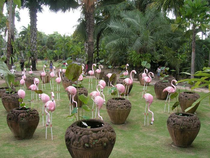 Парк Нонг Нуч (Nong Nooch Tropical Garden) 38616
