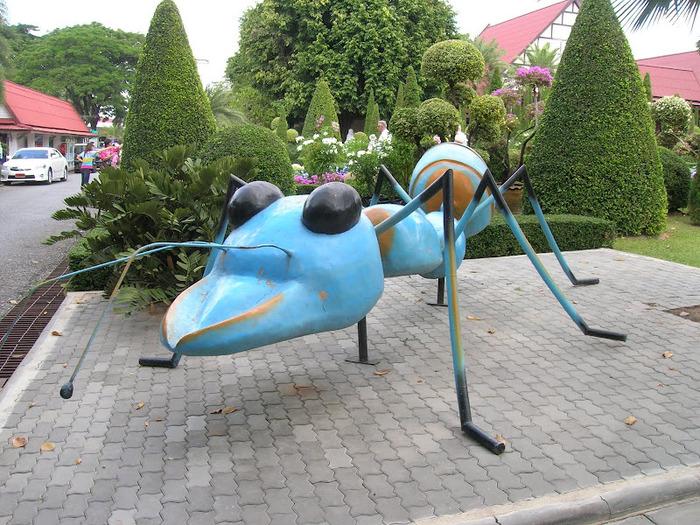 Парк Нонг Нуч (Nong Nooch Tropical Garden) 30227