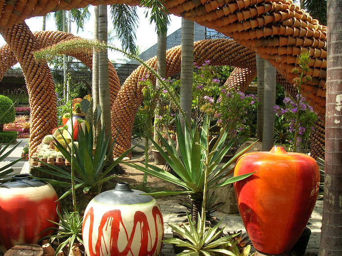 Парк Нонг Нуч (Nong Nooch Tropical Garden) 89582