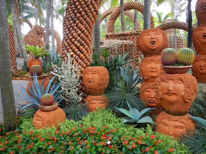 Парк Нонг Нуч (Nong Nooch Tropical Garden) 27225