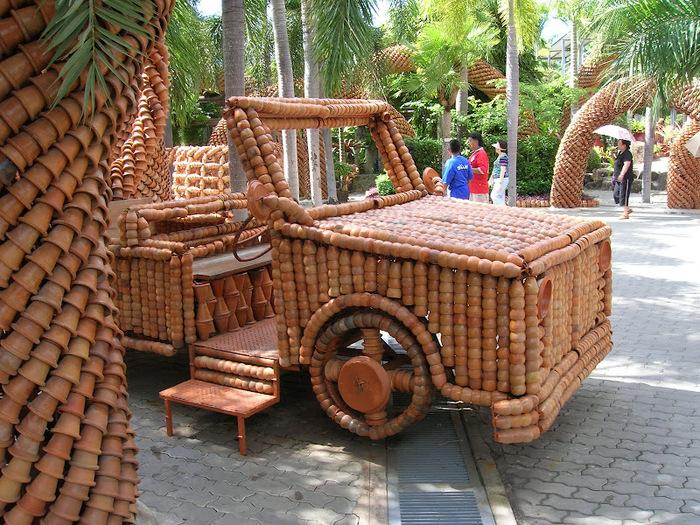 Парк Нонг Нуч (Nong Nooch Tropical Garden) 73201