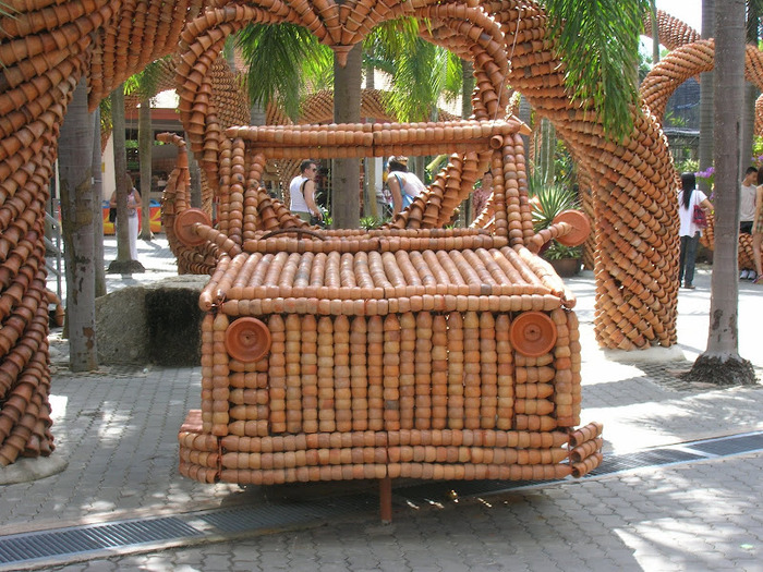 Парк Нонг Нуч (Nong Nooch Tropical Garden) 71348