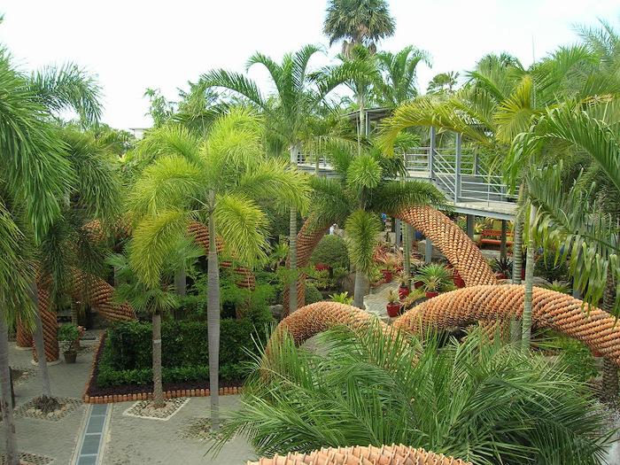 Парк Нонг Нуч (Nong Nooch Tropical Garden) 63766