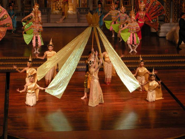 Парк Нонг Нуч (Nong Nooch Tropical Garden) 43195