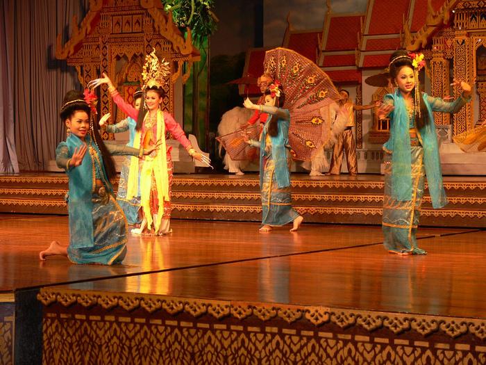 Парк Нонг Нуч (Nong Nooch Tropical Garden) 45312