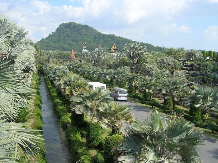 Парк Нонг Нуч (Nong Nooch Tropical Garden) 75723
