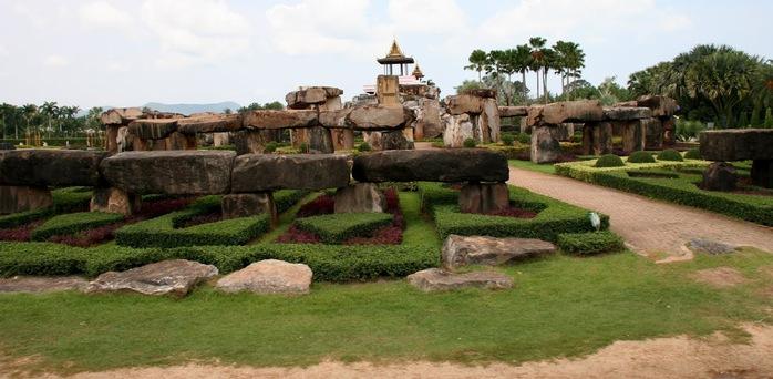 Парк Нонг Нуч (Nong Nooch Tropical Garden) 45584