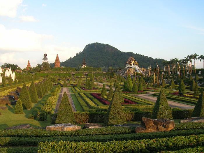 Парк Нонг Нуч (Nong Nooch Tropical Garden) 43705