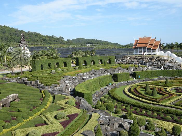 Парк Нонг Нуч (Nong Nooch Tropical Garden) 30518