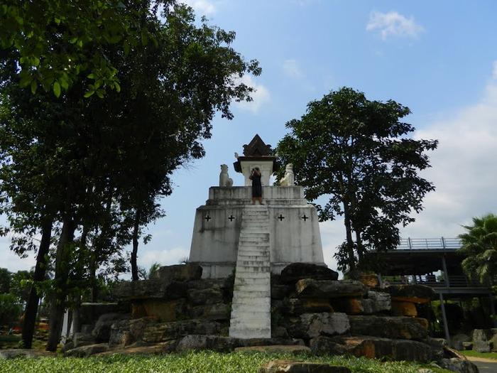 Парк Нонг Нуч (Nong Nooch Tropical Garden) 59217